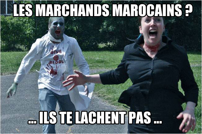 marchands marocains