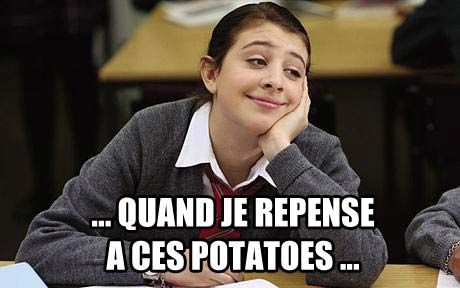 repense potatoes